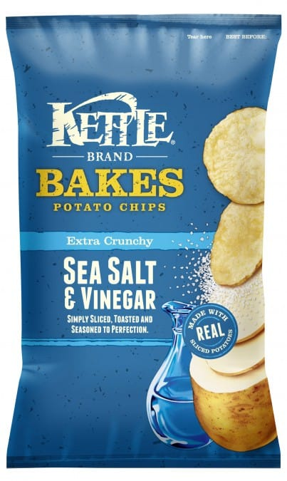 Kettle Brand Baked Salt and Vinegar Chips