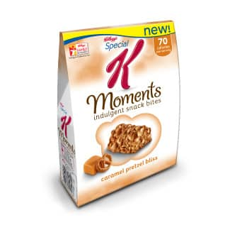 Special K Moments Caramel Pretzel Bliss
