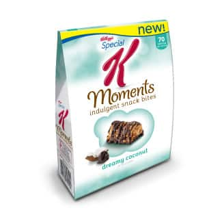 Special K Moments Dreamy Coconut