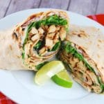 Chipotle Chicken Wrap Recipe – 8 Points
