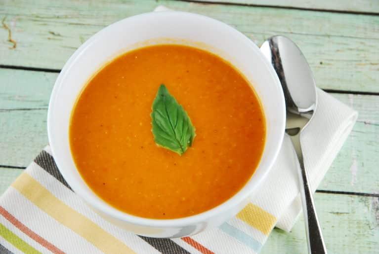 classic creamy tomato soup