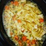Crock Pot Chicken Noodle Soup Recipe – 4 Points