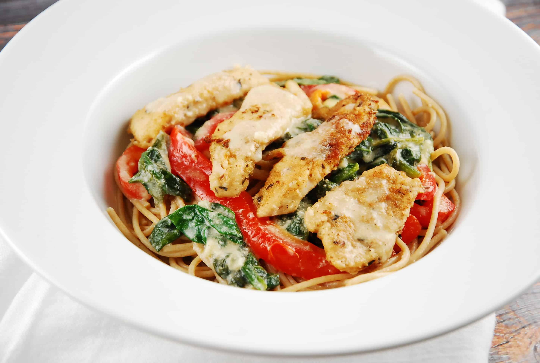 Olive Garden S Tuscan Chicken Recipe 9 Points Laaloosh