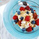 Yogurt Granola Parfait Recipe – 8 Points