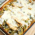 Chicken, Broccoli, Quinoa Casserole Recipe – 7 Points