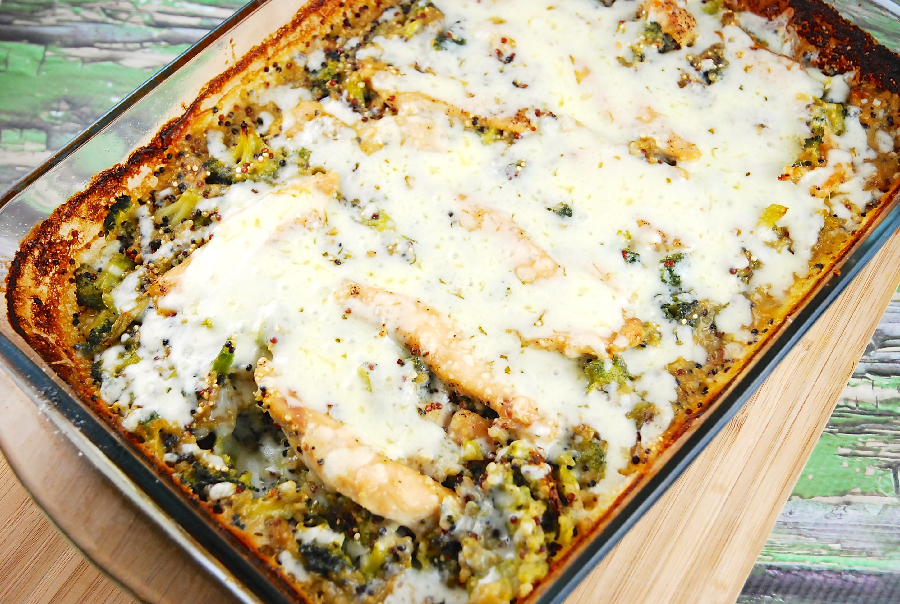 chicken-broccoli-quinoa-casserole jpgQuinoa Chicken Recipes