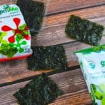 gimMe Organic Roasted Seaweed Snacks – 1 Point