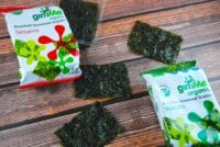 gimme roasted seaweed