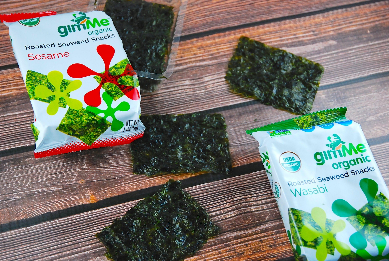 Is roasted seaweed healthy