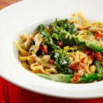 Vegetable Alfredo Recipe – 8 Points