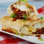 Breakfast Phyllo Wrap Recipe – 4 Points