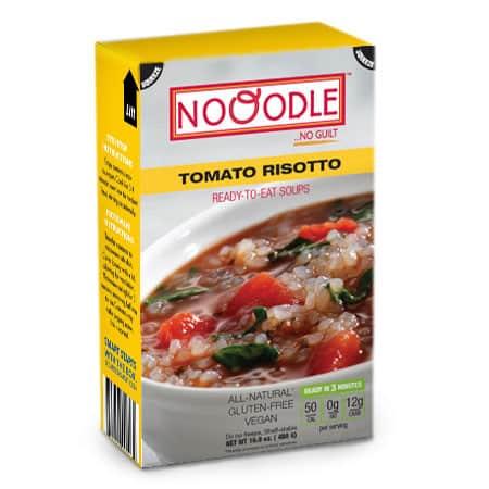 NoOodle Tomato Risotto