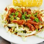 Sweet and Spicy Sriracha Crock Pot Chicken Recipe – 5 Points