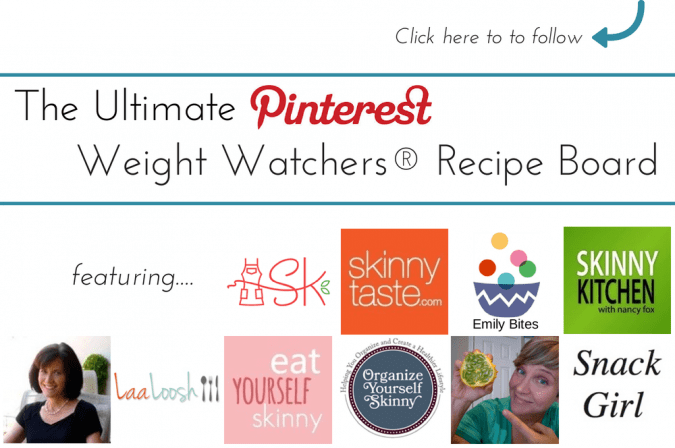 Ultimate Weight Watchers Pinterest Board