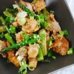Chicken and Asparagus Stir Fry Recipe – 5 Points