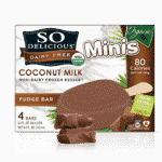 So Delicious Dairy-Free Coconut Milk Frozen Organic Minis- 2 Points