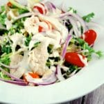Tahini Chicken Salad Recipe – 6 Points