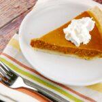 Low Calorie Pumpkin Pie Recipe – 5 Points