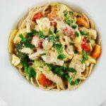 Artichoke Chicken Pasta Recipe – 6 Points