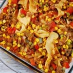 Ground Beef and Noodle Casserole Recipe – 8 Points