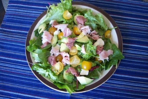 Cold Cut Salad