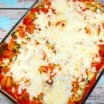 Stuffed Shells Casserole Recipe – 8 Points