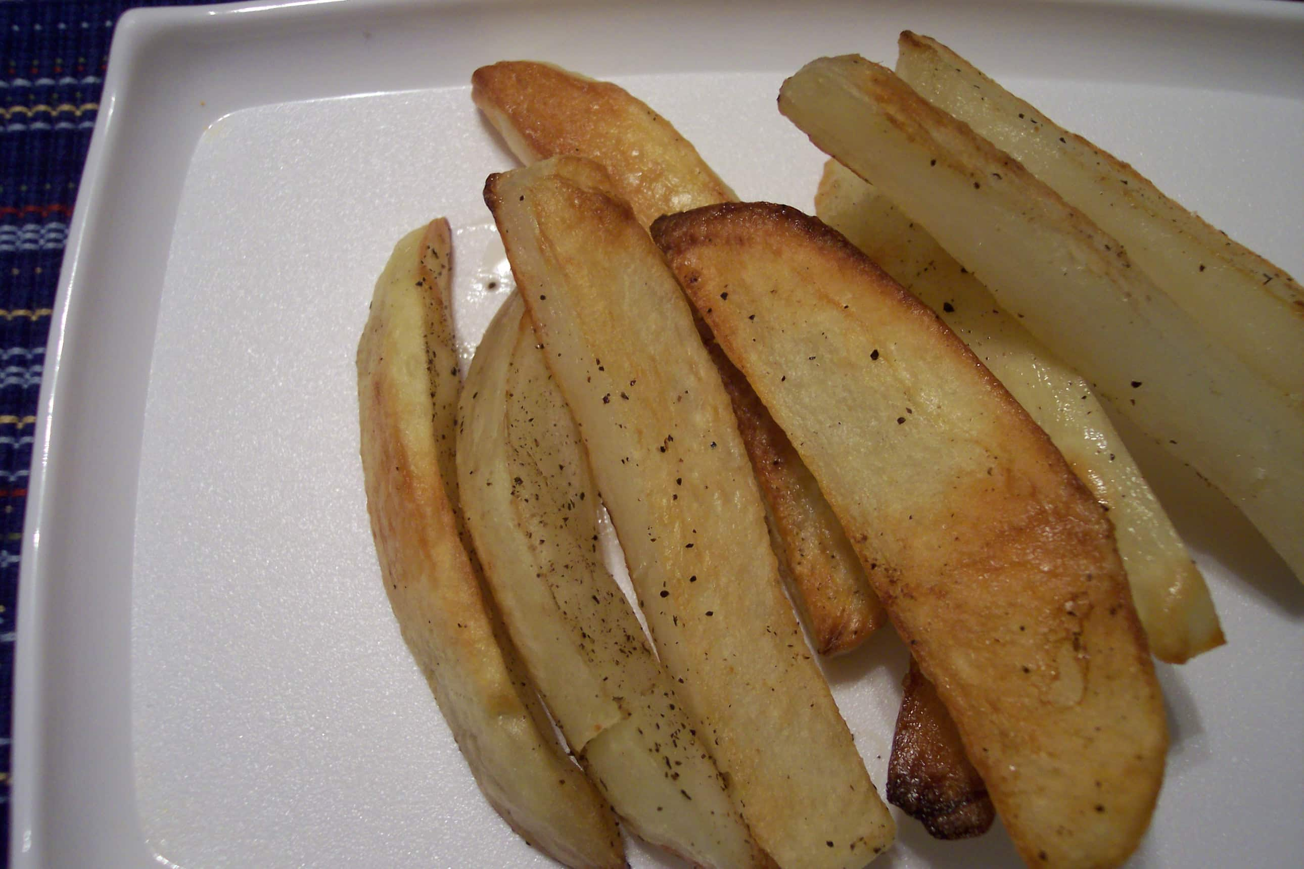 Oven Baked French Fries – 3 Points + | LaaLoosh | Bloglovin'