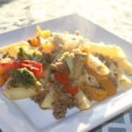 Penne with Sausage and Vegetables – 7 Points