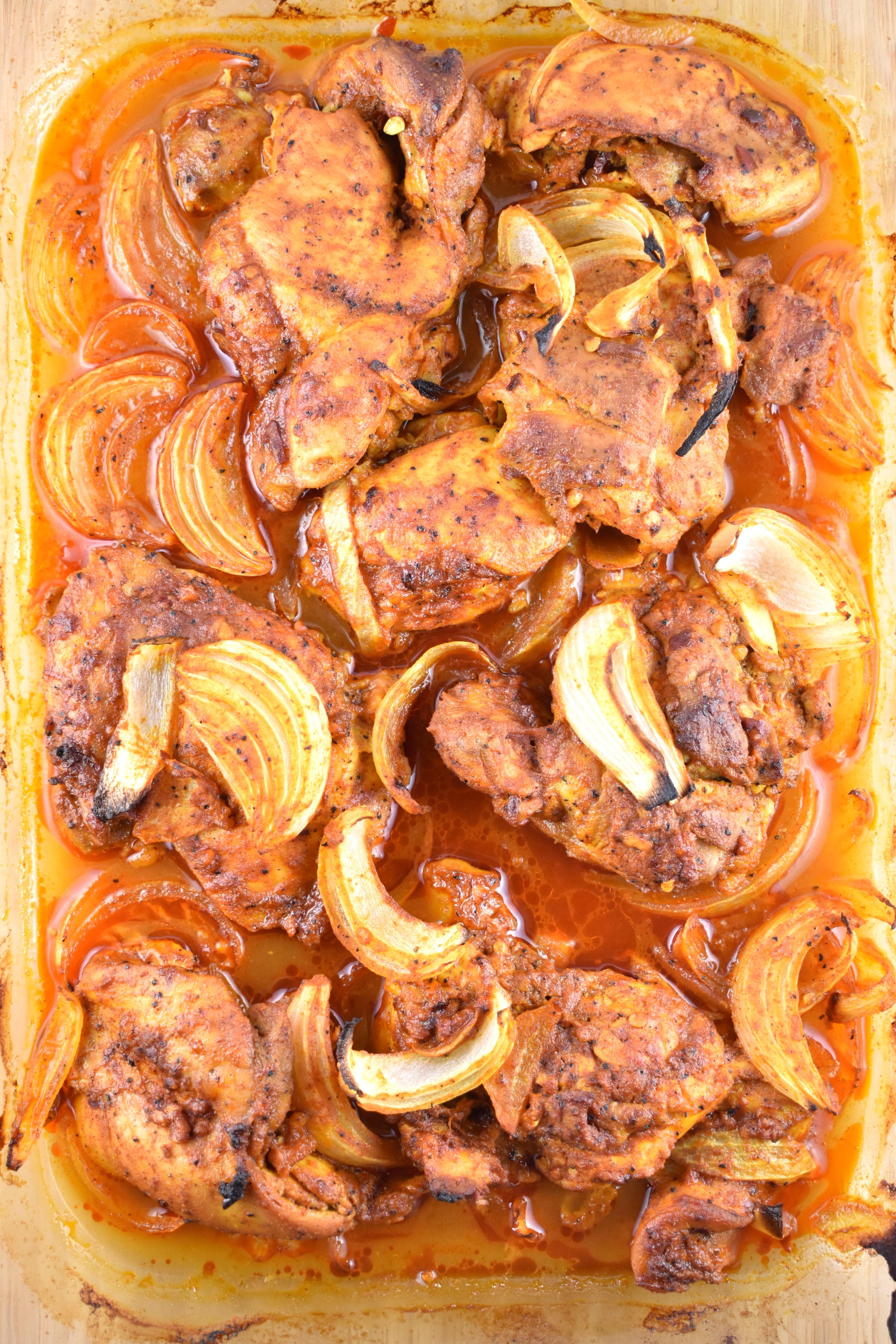 Oven Roasted Chicken Shawarma Recipe 5 Points Laaloosh