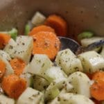 Oven Roasted Vegetables – 4 Points