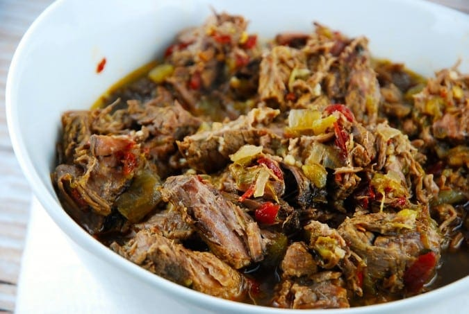 Slow Cooker Barbacoa