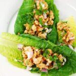 Thai Chicken Lettuce Cups Recipe – 5 Points