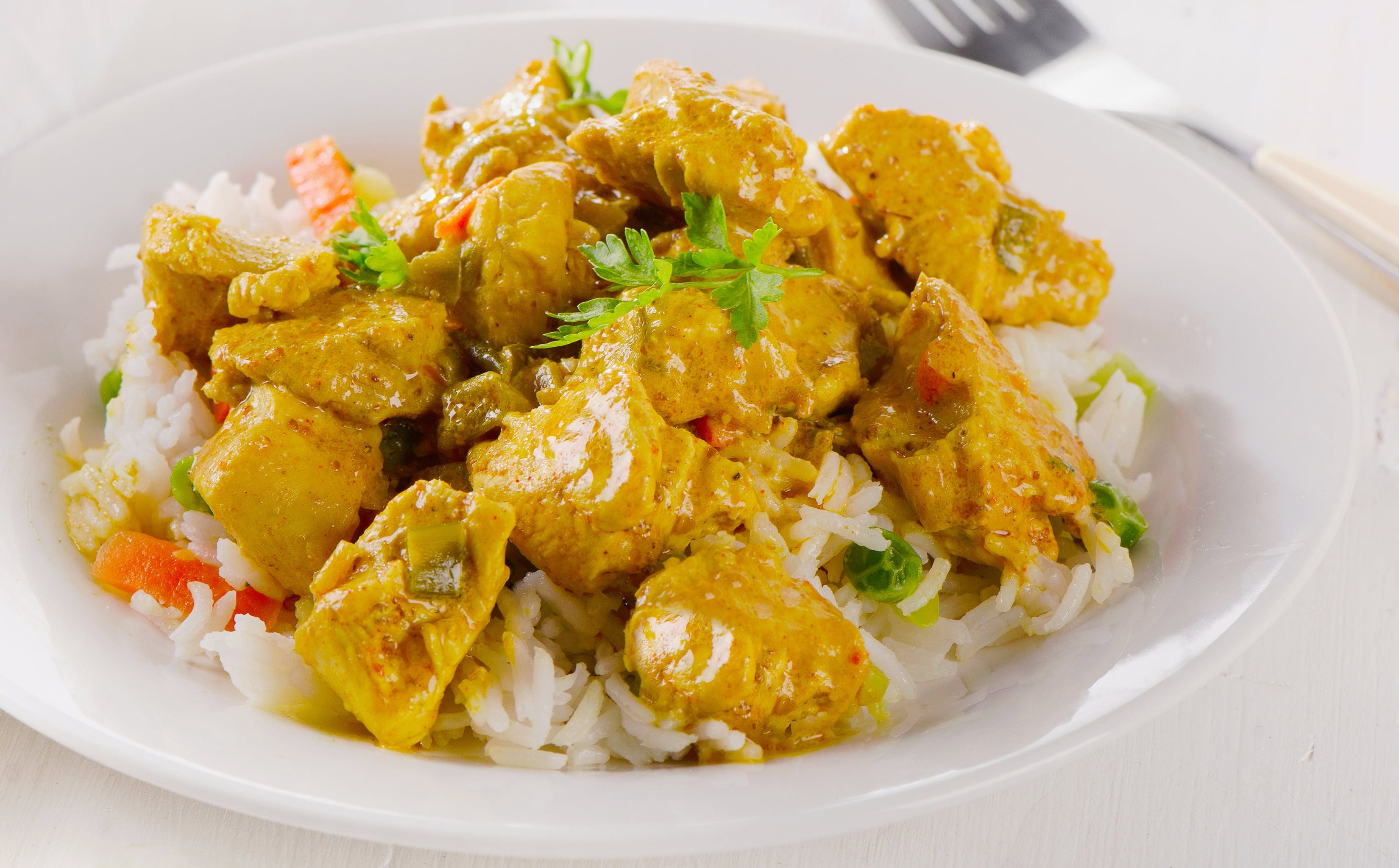 Thai Curry - 8 Points + - LaaLoosh
