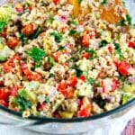 Quinoa Salad with Tahini – 6 Points