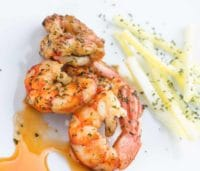 Garlic Herbed Shrimp