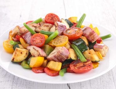 Lemon Pepper Vegetables