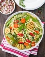 Rustic Vegetable Pasta