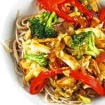 Savory Vegetable Stir Fry Recipe – 9 Points