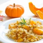Butternut Squash Risotto – 7 Points