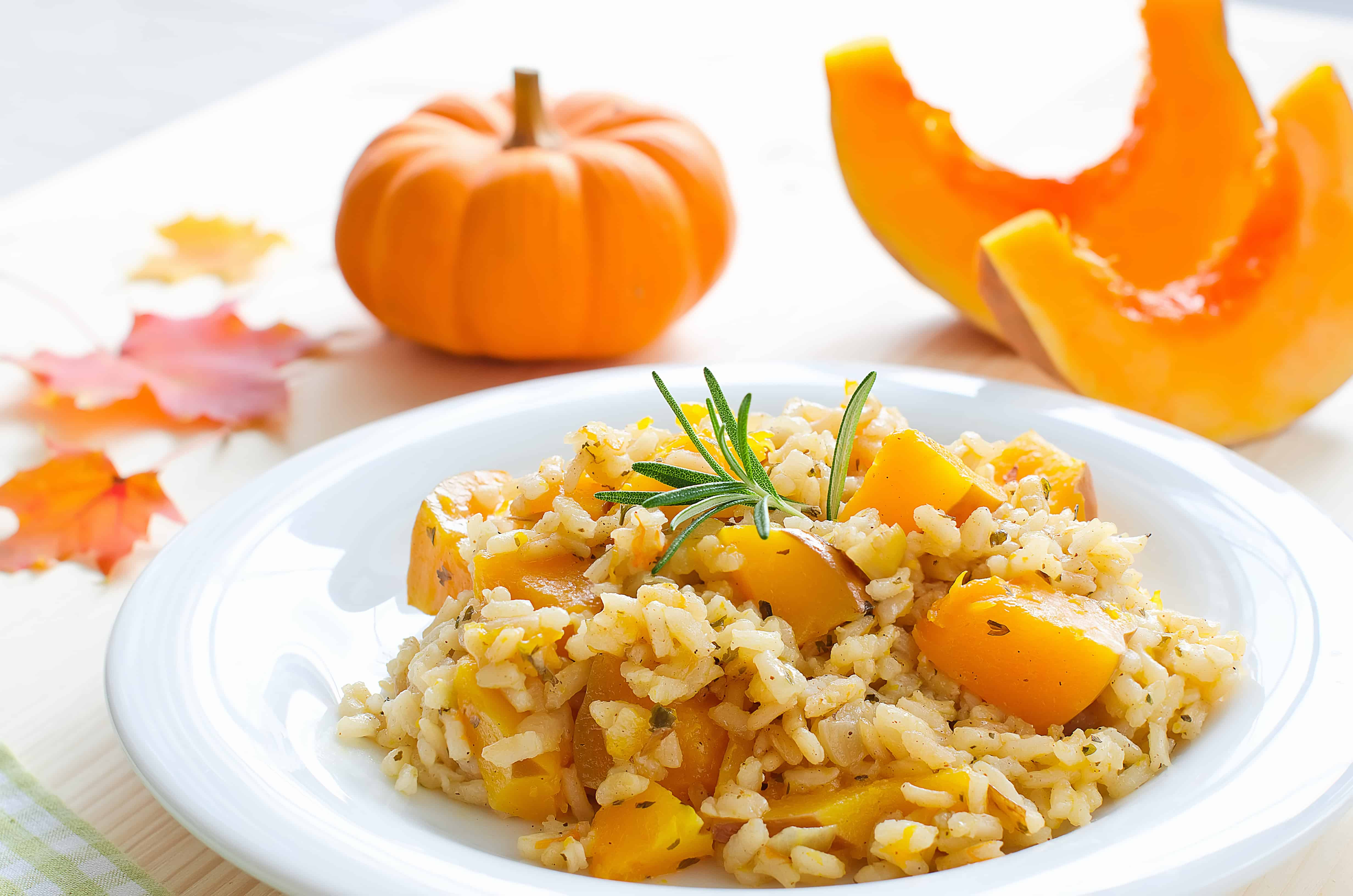 Butternut Squash Risotto Recipes — Dishmaps