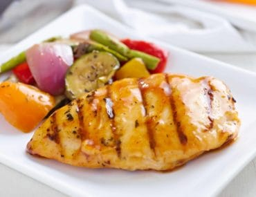 Honey Dijon Chicken Breast