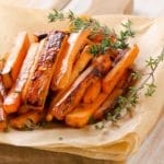 Roasted Sweet Potato Fries – 3 Points