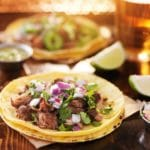 Beef Tacos – 9 Points