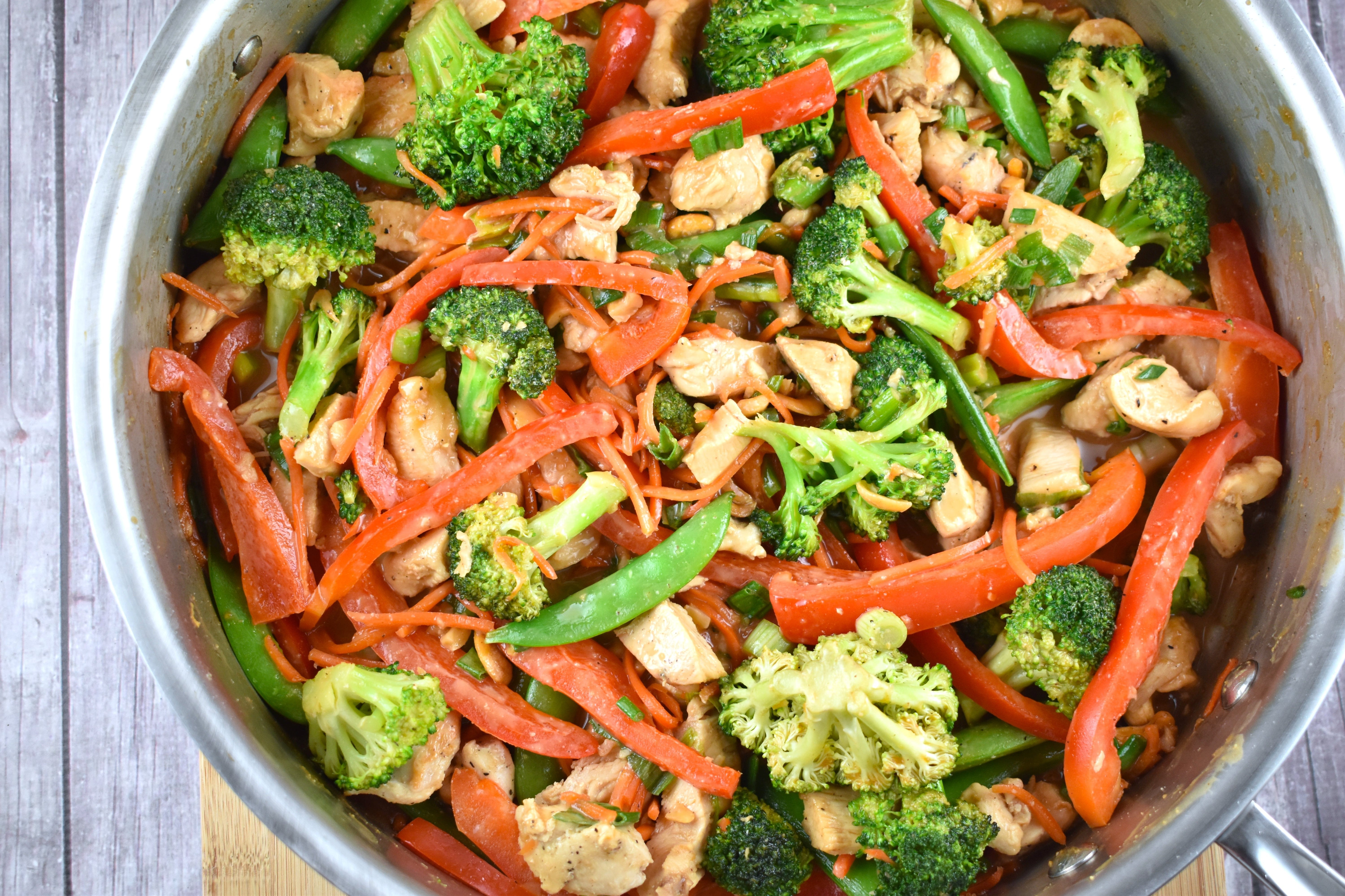 Recipe Chinese Chicken And Cashew Nuts