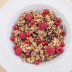 Chewy Granola – 5 Points