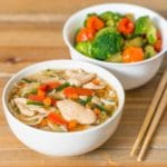 Ramen Chicken Soup – 7 Points