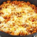One Pan Cheesy Chili Mac Recipe – 9 Points