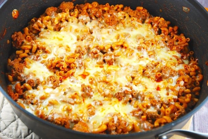 Fried ground beef recipes easy
