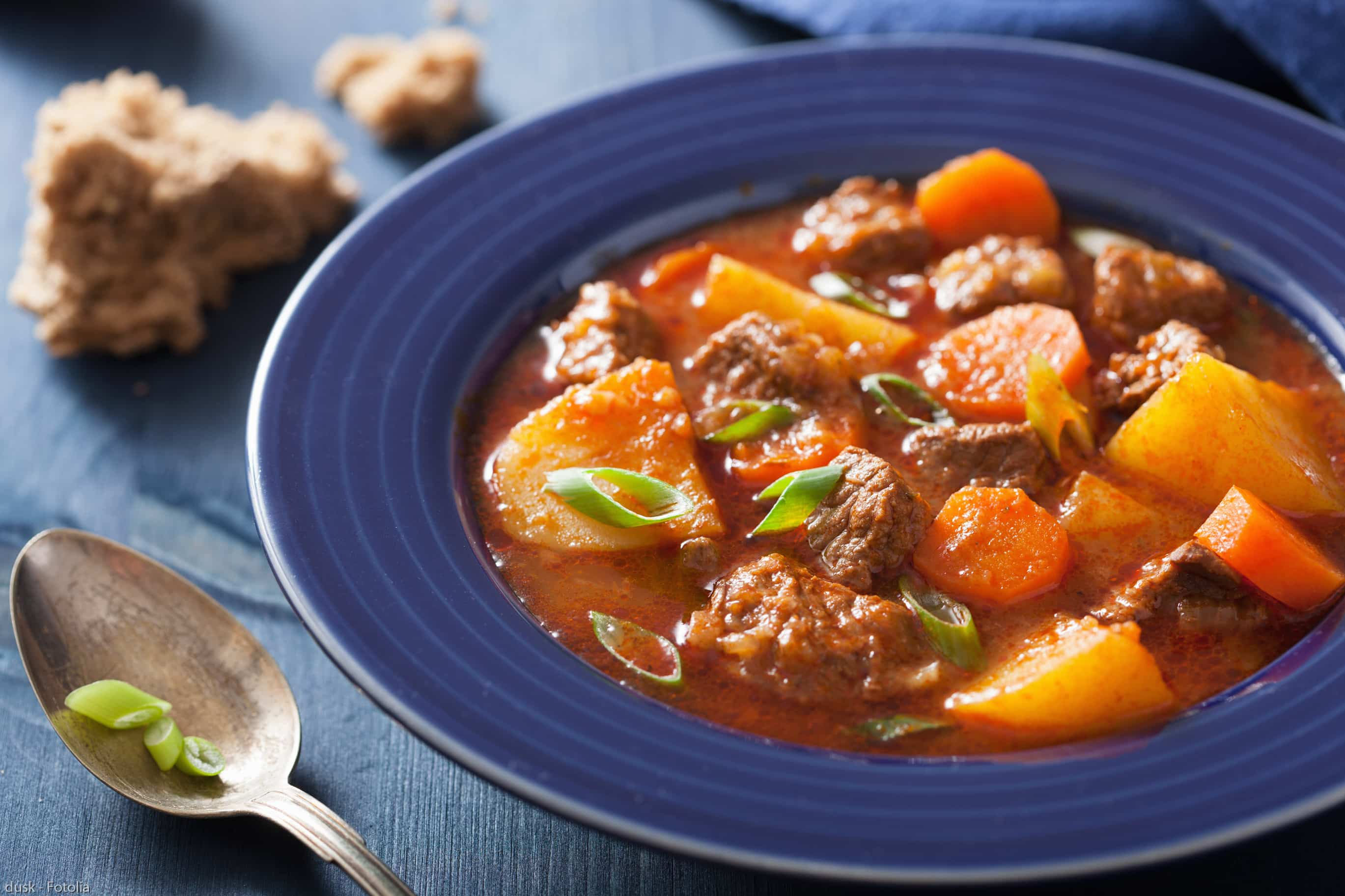 Crockpot Beef Stew – 7 Points +
