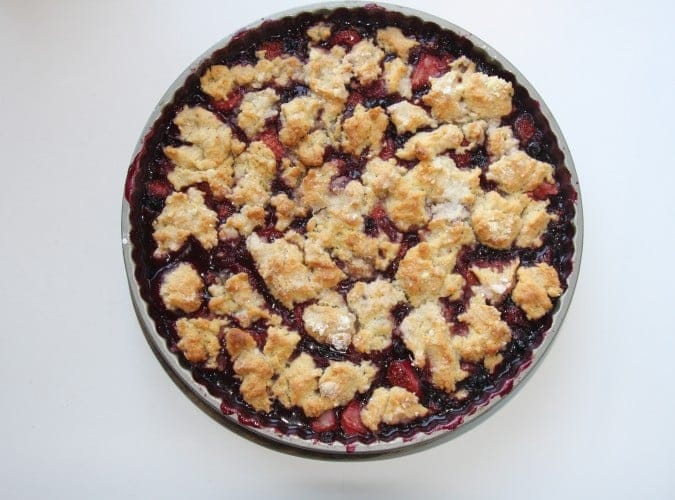 Berry Crisp
